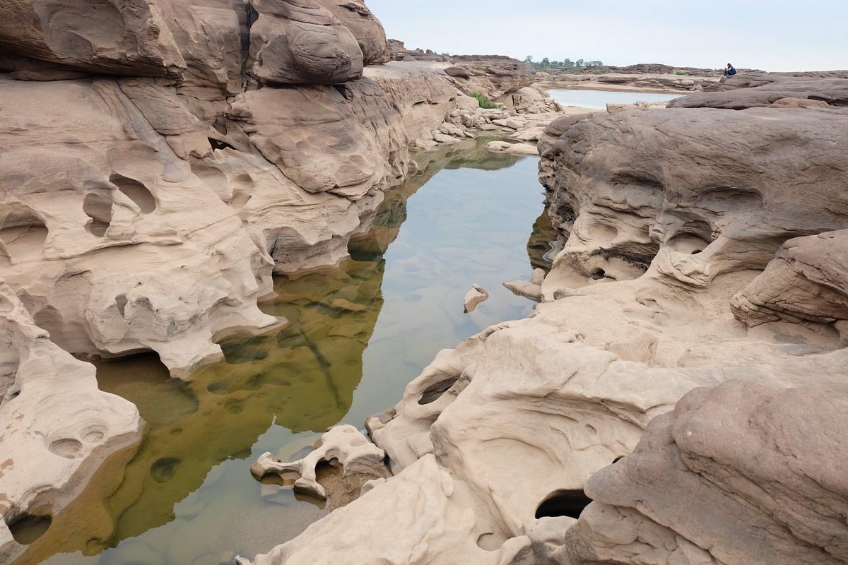 สามพันโบก เมืองอุบล, สามพันโบก, สามพัน, 3000 โบก, ทางน้ำเซาะ, แม่น้ำโขง, โขง, เที่ยวเมืองอุบล, เที่ยวสามพันโบก